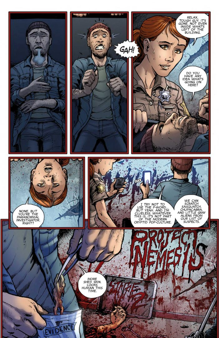 Project Nemesis #2 preview page 2