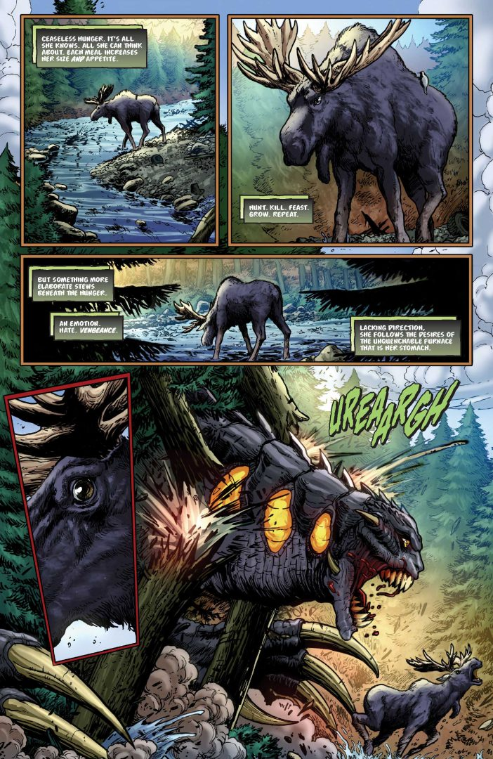 Project Nemesis #2 preview page 5