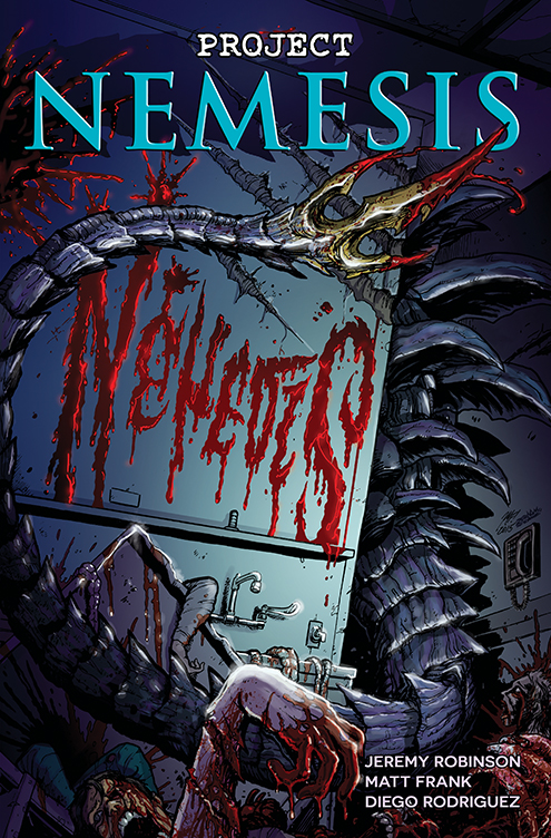 November Project Nemesis Cover A