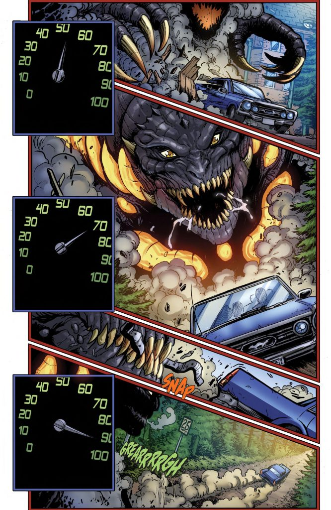 project nemesis #3 preview pages Page 4