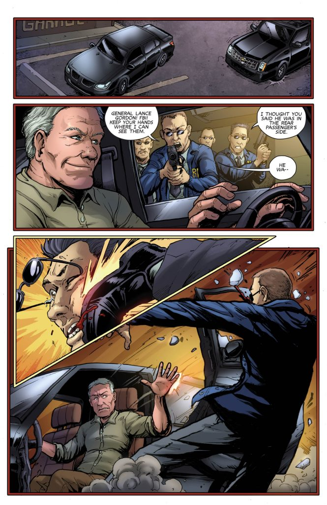 project nemesis #3 preview pages Page 6