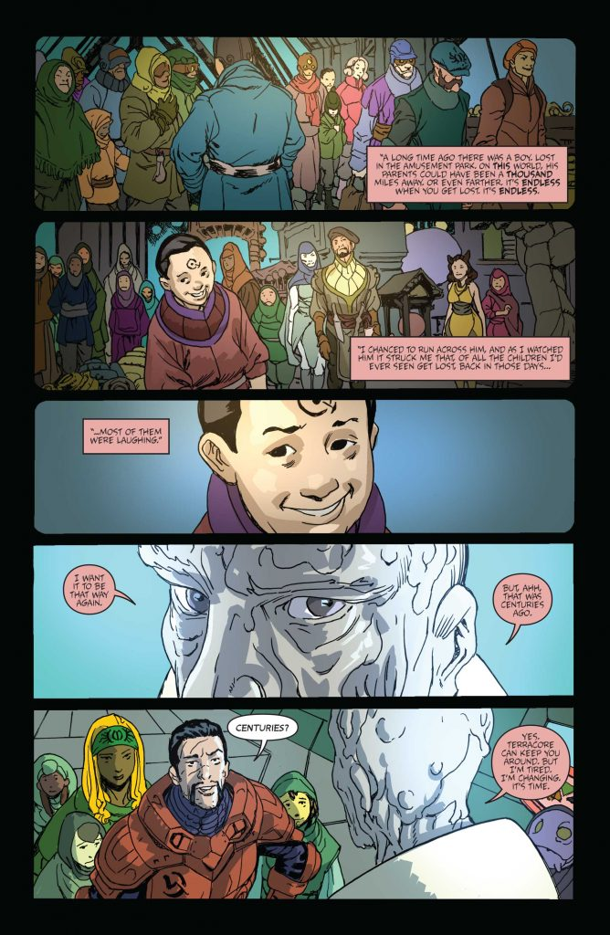 bornhome #4 preview pages 4
