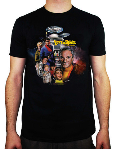 lost in space t-shirts stanley